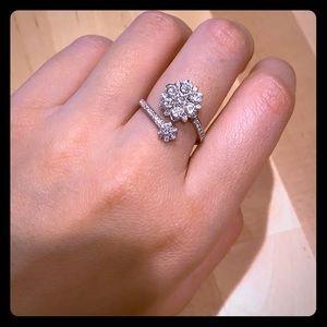 Swarovski Celestial Ring